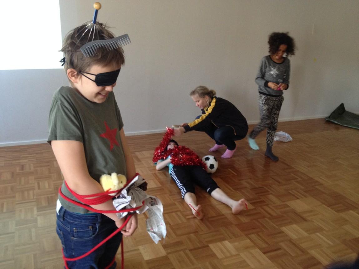 Performance Art for Children
